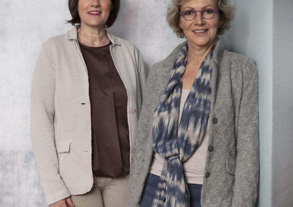 Carla en Ineke