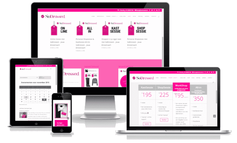 SoDressed – jouw DressCoach