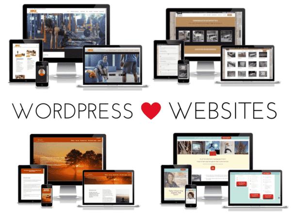 WordPress Website kant en klaar