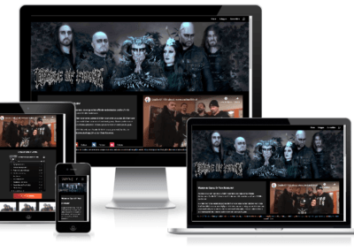 Cradle of Filth Nederland