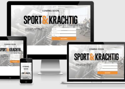 Sport en Krachtig