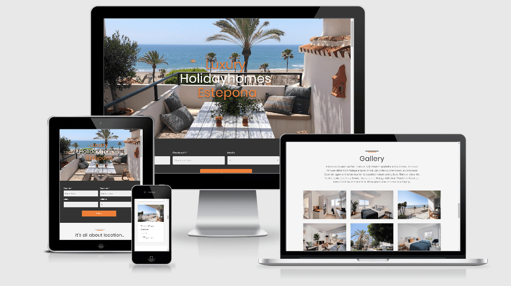 Book online Estepona Luxury Holiday Homes