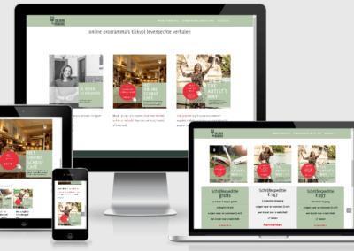 Online Academy voor schrijvers & schrijfcafé